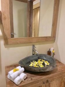 Un baño de Kailash Bali
