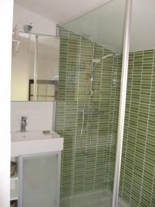 A bathroom at Villa Pergola