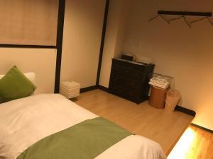하타고로 객실 침대