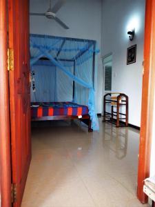 Ein Etagenbett oder Etagenbetten in einem Zimmer der Unterkunft Disna Place