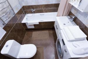 A bathroom at Apartment Roomer 8