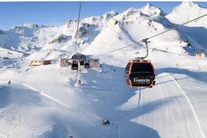 Winkler´s Gipfelblick Chalet зимой