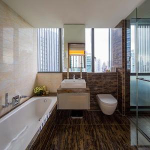 Ванная комната в Fraser Residence Orchard Singapore