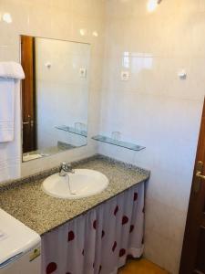 Een badkamer bij Apartamentos Turísticos Yamasol