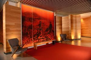 The fitness centre and/or fitness facilities at Hotel Indigo Denver Downtown