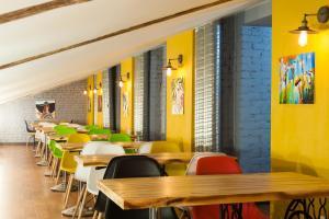 Ресторан / где поесть в Петровский Арт Лофт