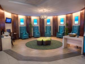 The lobby or reception area at Holiday Inn Resort Daytona Beach Oceanfront