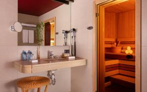 Ванная комната в Domina St.Petersburg