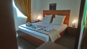 A bed or beds in a room at Zest @ xi beach