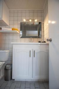 A cozinha ou cozinha compacta de Tranquility Place