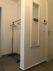 A bathroom at D&F Brown Apartment