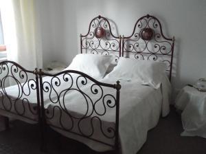Letto o letti in una camera di Bed & Breakfast Agli Aceri