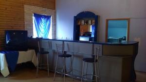 Лаундж или бар в Гостиница Евразия