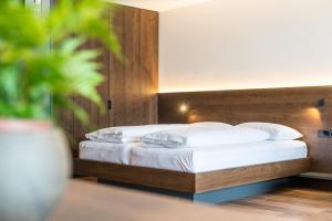 Ein Bett oder Betten in einem Zimmer der Unterkunft Mountain Residence Montana