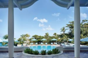 The swimming pool at or near La Samanna, A Belmond Hotel, St Martin