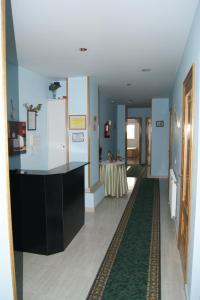 A kitchen or kitchenette at Gran Vía