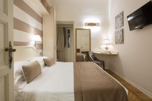 Letto o letti in una camera di Mediterraneo Emotional Hotel & Spa