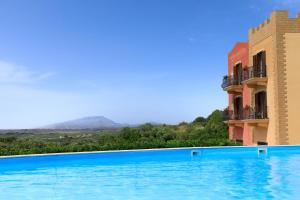 The swimming pool at or near Hotel Baglio Oneto dei Principi di San Lorenzo - Luxury Wine Resort