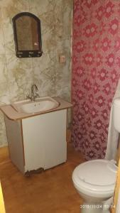 Houseboat Shamus Maqboolにあるバスルーム