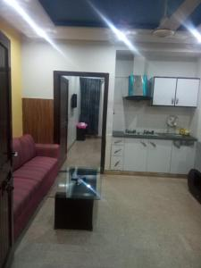 A kitchen or kitchenette at Bahria Town Furnishad Apartments