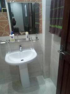 A bathroom at Bahria Town Furnishad Apartments