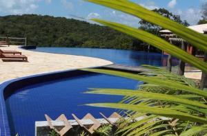 The swimming pool at or close to Villas Pratagy resort