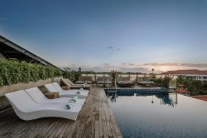 The swimming pool at or near Artotel Sanur - Bali