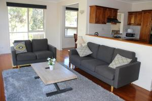 A seating area at Australian Home Away @ Doncaster Grange Park