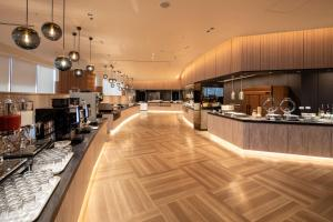 JRホテルクレメント高松にあるレストランまたは飲食店