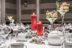 Restauracja lub miejsce do jedzenia w obiekcie Hotelik 51