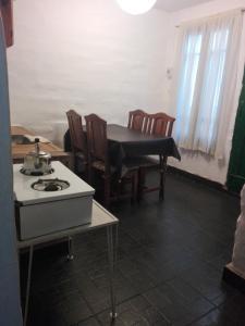 Un lugar para sentarse en La Higuerita