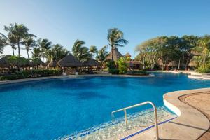 The swimming pool at or near Iberostar Quetzal