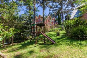 Children's play area at Tri Hotel Lago Gramado