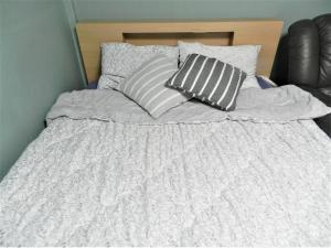 A bed or beds in a room at Safestay Nodeul