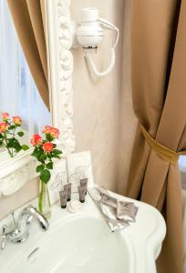 Ванная комната в Отель The Kempf
