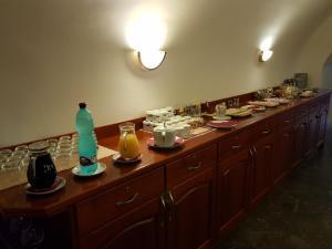 Restaurace v ubytování Městský Hotel Dorinka