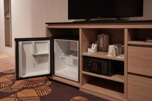 A television and/or entertainment center at Sunshine City Prince Hotel Ikebukuro