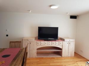TV/Unterhaltungsangebot in der Unterkunft Apartment Eichetwald
