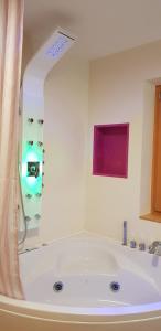 Ein Badezimmer in der Unterkunft Apartment Eichetwald