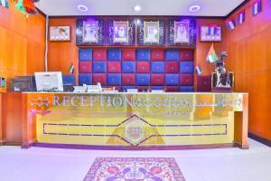 منطقة الاستقبال أو اللوبي في Grand Pj Hotel