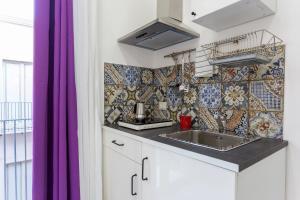 Cucina o angolo cottura di Appartamenti Francesco