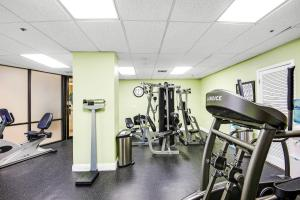 The fitness centre and/or fitness facilities at Sundestin Beach Resort #815
