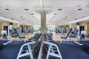 Fitnesscentret og/eller fitnessfaciliteterne på Hotel Diva SPA