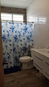 A bathroom at Alondra San Juan Apartments
