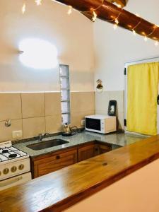 Una cocina o kitchenette en Casita en Capilla del Monte