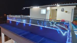 The swimming pool at or near Mirante Beach House