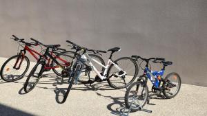 Biking at or in the surroundings of Gite de Garance