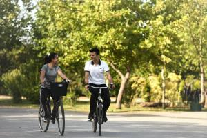 Biking at or in the surroundings of Wyndham Grand İzmir Özdilek