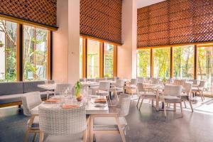 Restaurant ou autre lieu de restauration dans l'établissement Jetwing Colombo Seven