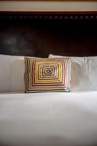 Un ou plusieurs lits dans un hébergement de l'établissement Fairmont Le Manoir Richelieu